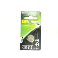 CR1616 Genuine GP Lithium Button Battery For Watch and Electronic Devices
